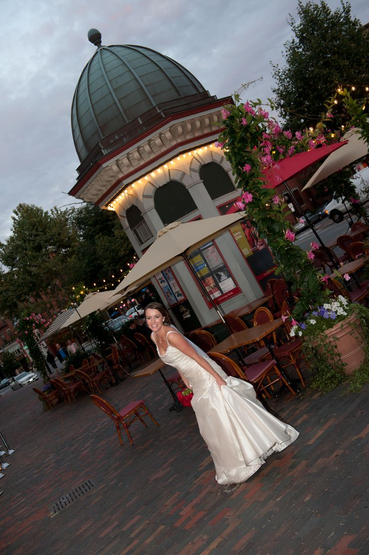 Bride Portrait, Beehive Boston, Photography by Linda