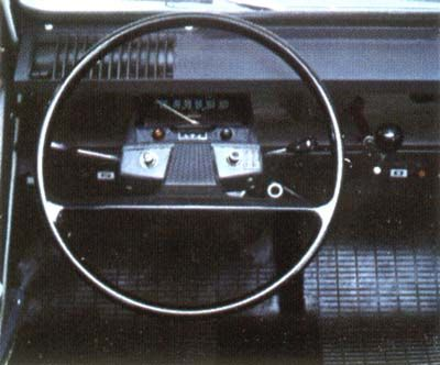 Citroen dyane de luxe steering wheels dashboards for Interieur voiture de luxe