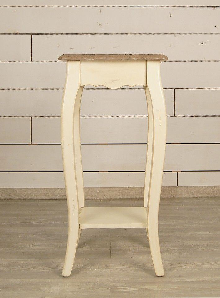 """Консоль """"Leontina"""" выполнена из элитных пород дерева по дизайну известных европейских мастеров. Искусно обработанная поверхность под старину, нежные теплые оттенки, плавные лёгкие изгибы – мебель в стиле прованс никогда не утрачивает своей актуальности. Сочетание ее простоты и изящества уже покорило миллионы людей по всему миру! Добавьте и вы в свой интерьер элементы элегантного французского стиля. Поместите консоль в прихожей, гостиной или спальне, создайте собственный неповторимый дизайн…"""