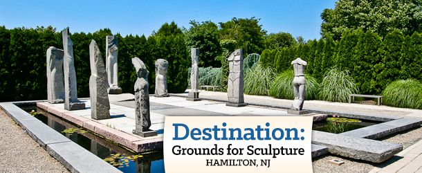 Amazing Art at NJ Grounds For Sculpture - Plymouth Rock Blog