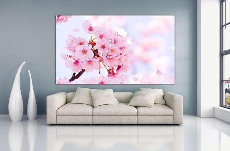 Powiew wiosny przez cały rok zapewnia mural24.pl. http://mural24.pl/obraz #obraz #obraz na plotnie #canvas #wiosna #kwiaty