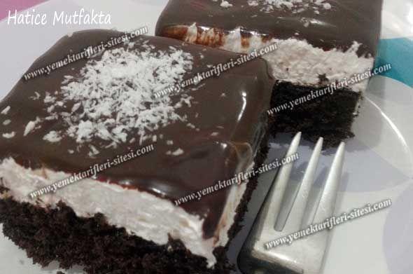 Ağlayan Pasta Tarifi - Orta/Buyuk boy tepsi ve 40 dakika
