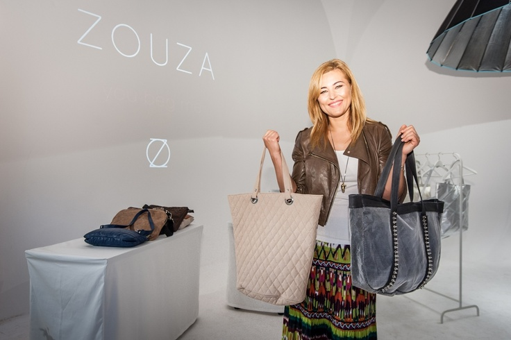 ZOUZA launch party