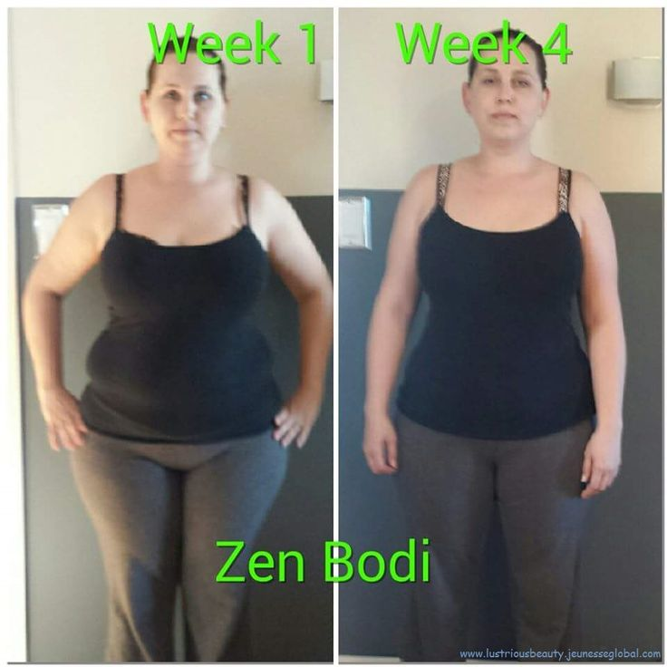 Amazing results in just 4 weeks using the Zen Bodi Program from Jeunesse!!!  Get yours at wholesale at https://www.justglow.jeunesseglobal.com