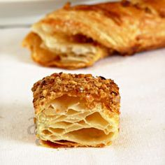 Pâtes feuilletées faciles & express aux fromages (4 versions: ricotta, petits suisses, mascarpone, fromage à tartiner)  - Alter Gusto