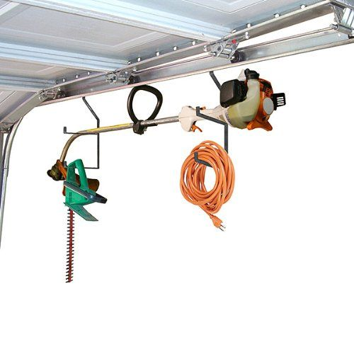 20 Clever Solutions to a Messy Garage - One Crazy House