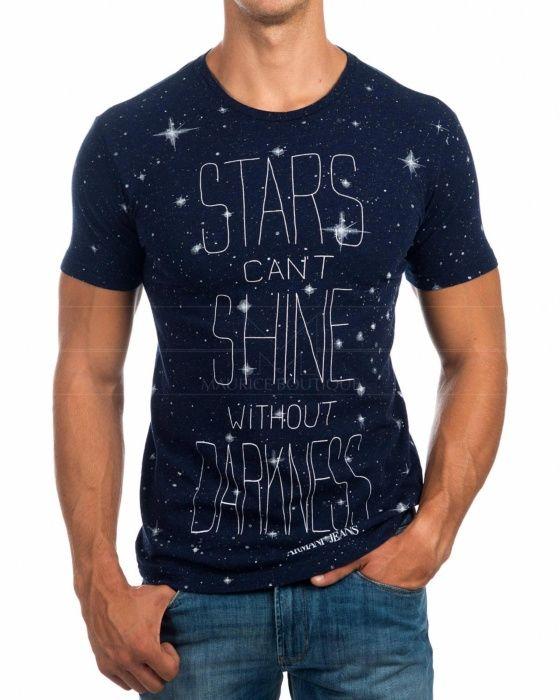 Camisetas Armani - Stars