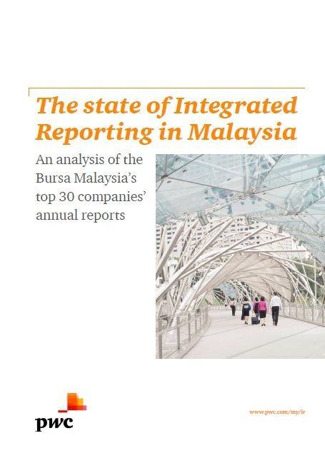 While Malaysian companies have the basics of reporting covered, their reporting is not yet integrated. There is a lack of linkage between the Content Elements which stems from siloed reporting. There is also more emphasis on describing process rather than providing insight into future market trends and the competitive environment, among other priorities.