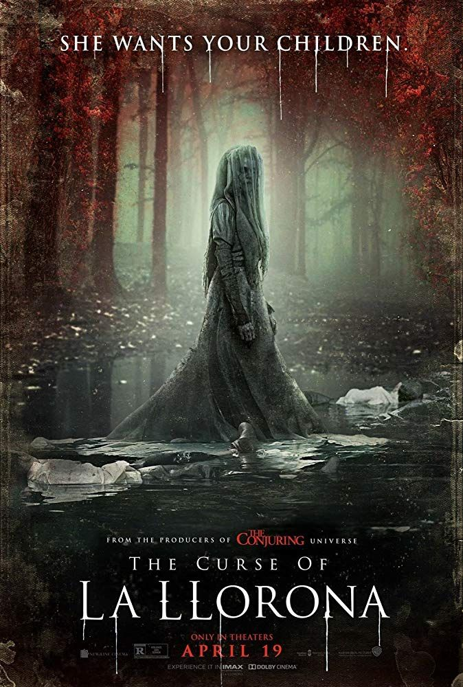 Latest Posters La Llorona The Conjuring Movies Online