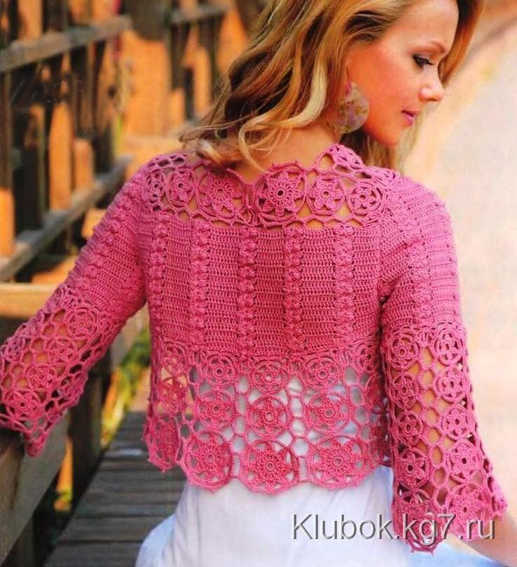 For instructions, click here:  http://ergahandmade.blogspot.gr/2015/06/crochet-stitches.html Via: http://klubok.kg7.ru/2/40/4...