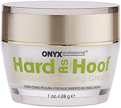 Amazon.com : Hard As Hoof Nail Strengthening Cream with Coconut ...