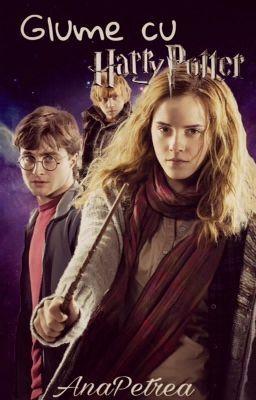 Glume bune cu Harry Potter care va vor face sa radeti in continuu.Cei… #altele # Altele # amreading # books # wattpad