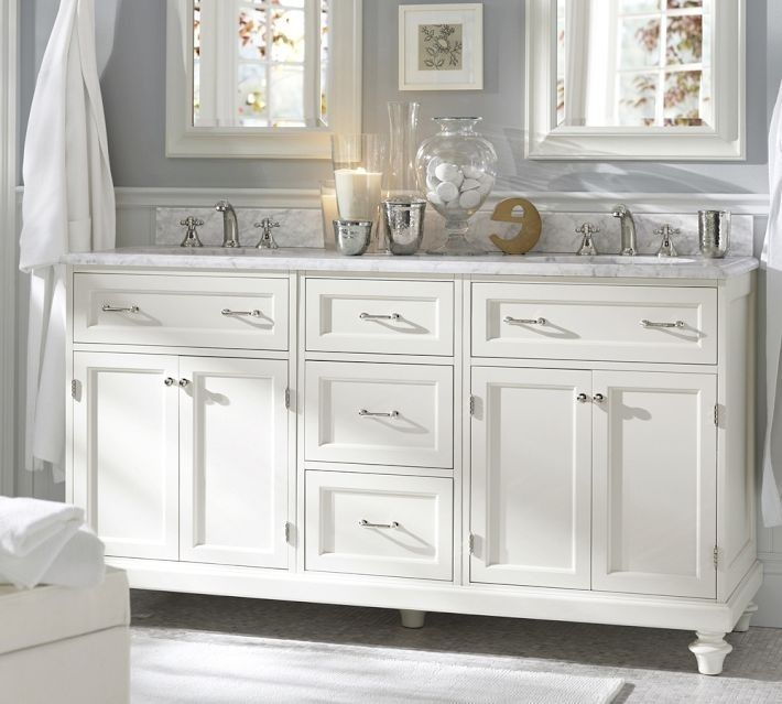 Bathroom Vanity Pottery Barn best 25+ pottery barn bathroom ideas only on pinterest | bathroom