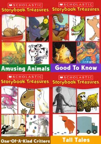 Animated Classic Children's books on Netflix