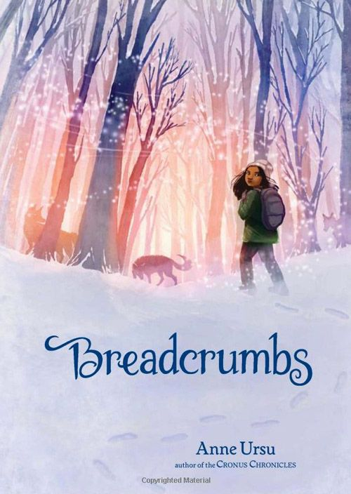 Breadcrumbs, from 20 Beautiful Children's Book Cover Illustrations