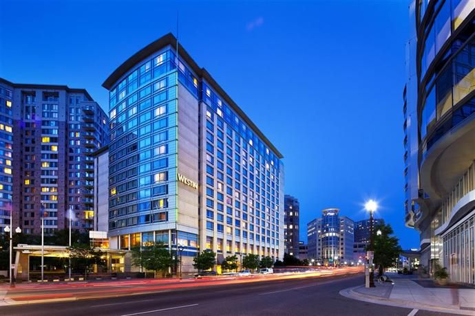 Hotel Deal Checker - The Westin Arlington Gateway