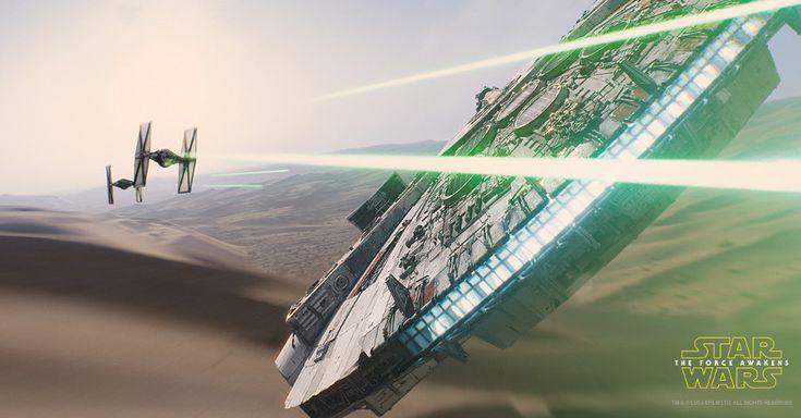 La magia rivelata - Gli effetti visivi di Star Wars: Il risveglio della Forza