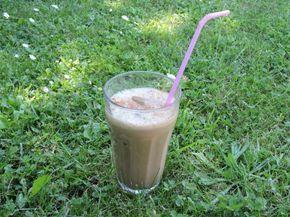 Ľadová káva - Jednoduchá ľadová káva, ktorá osvieži telo aj myseľ