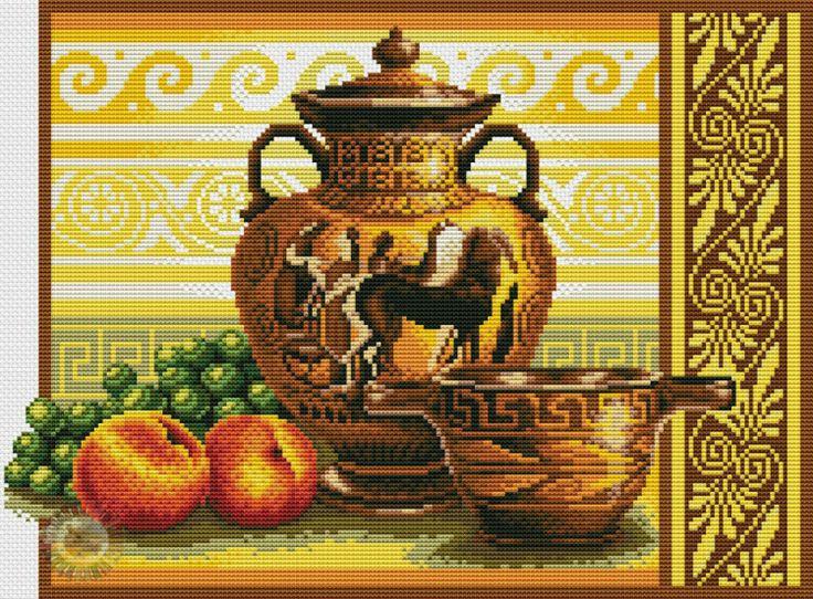 Gallery.ru / Фото #2 - натюрморты - zhivushaya