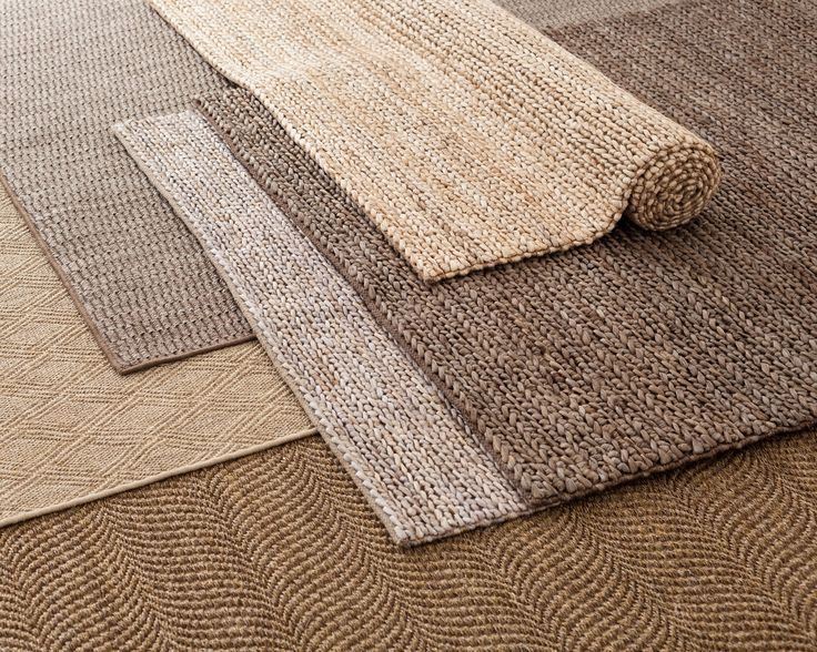 Sisal & Jute natural beauties