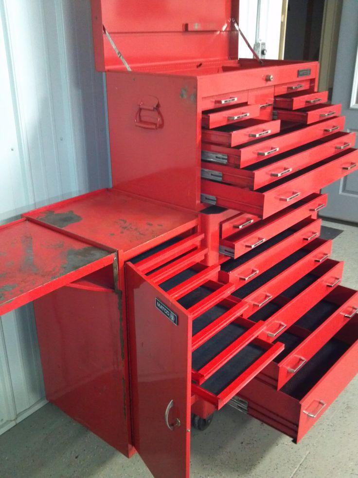 Vintage Matco Workshop Pinterest Tool Box Cabinet