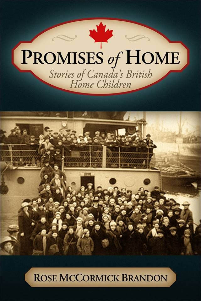 A compilation of stories of British Home Children as they came to Canada from 1869-1939.