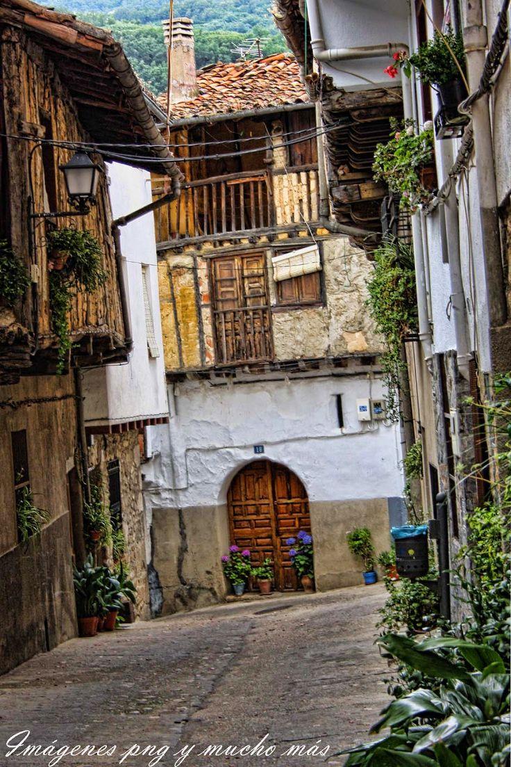 Imágenes png y mucho más: Descubriendo Garganta la Olla en (Extremadura) y su entorno natural...