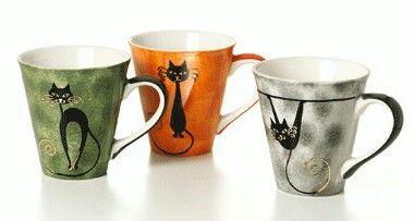 Tazas - Jarros - Mugs  GATOS