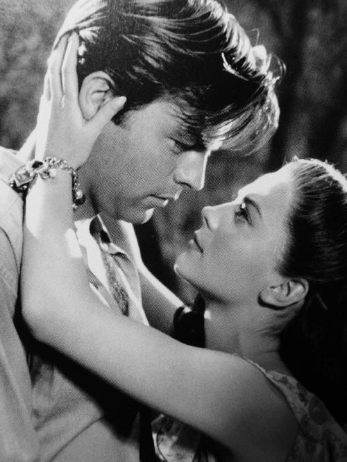 Robert Wagner + Natalie Wood .... loved them together.