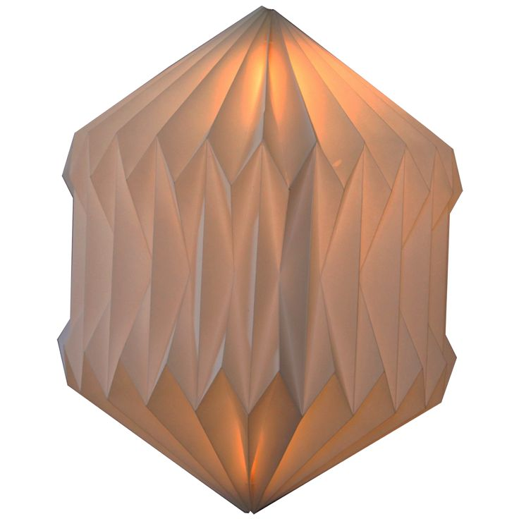Garnet Paper Lamp Shades for Home Decor http://www.29june.com/index.php/paper-pendant-lampshades.html