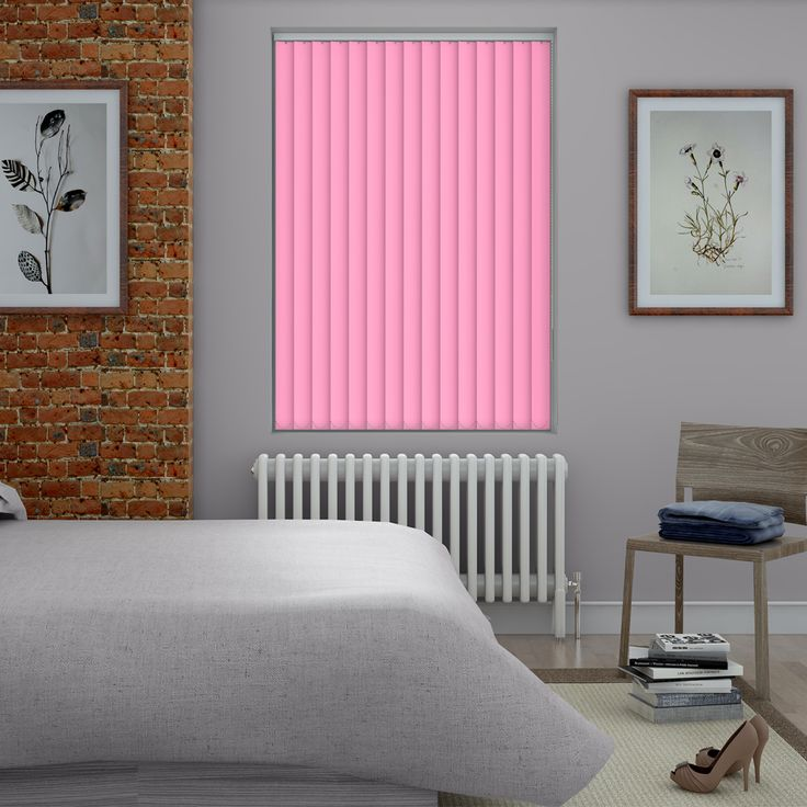 Vitra Kitty Vertical Blinds - Make My Blinds