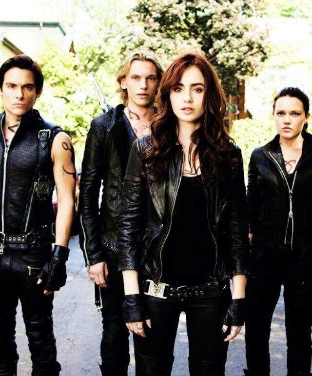 Mortal instruments: City of Bones cast | My style | Pinterest