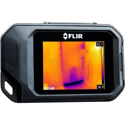 Flir 4 9 In Lithium Ion Compact Professional Thermal
