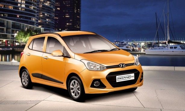 2015 Hyundai Grand i10 | New Car Review - AutoMiddleEast.com