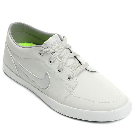 Tênis Nike Futslide SL - Gelo+Verde