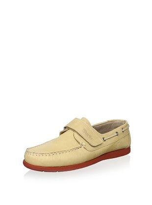57% OFF Gorila Kid's Springer Boat Shoe (Beige)