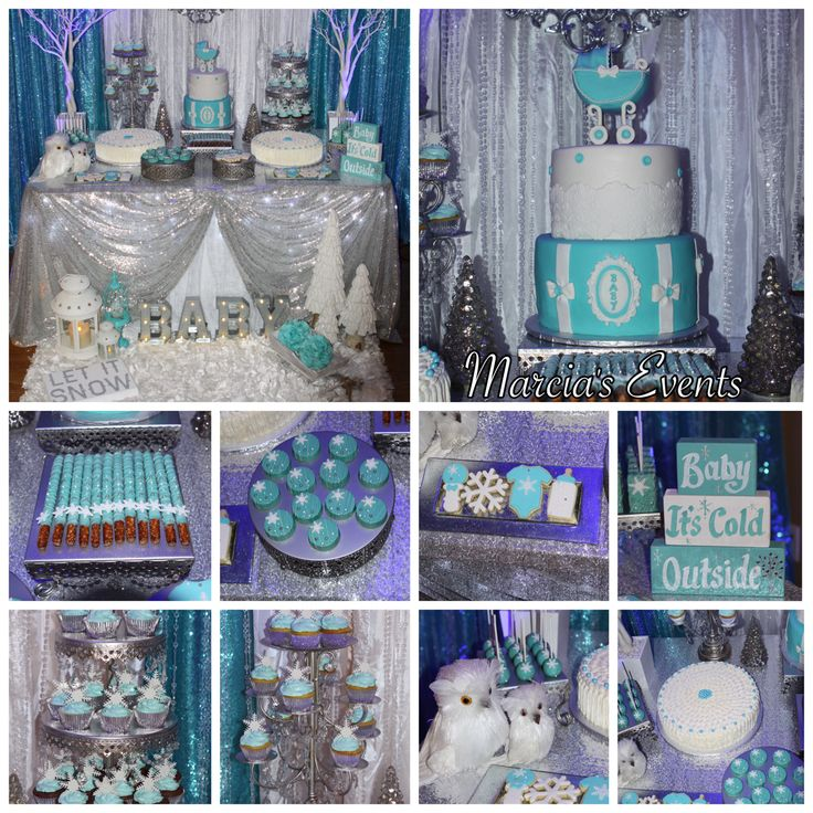 Winter Wonderland Baby Shower Quot Baby It S Cold Outside