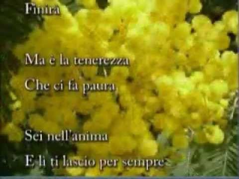 Gianna Nannini - Sei nell'anima - YouTube