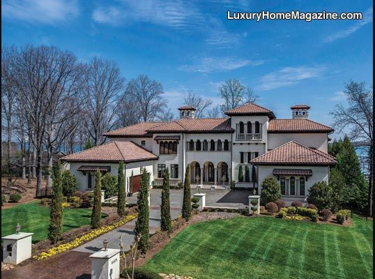 Best Charlotte Luxury Home Magazine Real Estate Images On - Charlotte luxury homes