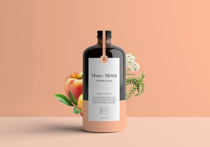 Muse + Metta Is Serving Up Flavor With Beautiful Minimalistic Packaging