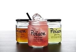 Poison Cocktails now available from Not on the High Street