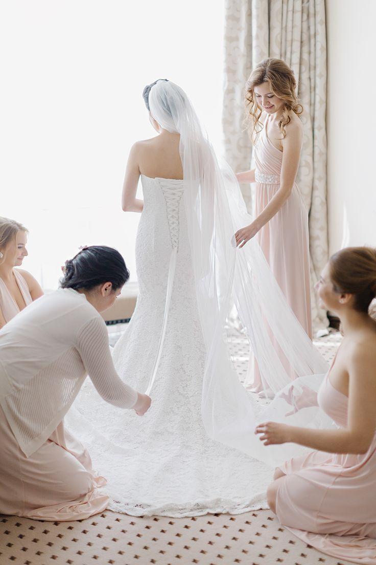 Утро невесты Свадьба Любы и Вити. 06.06.2015г Свадебное агентство Crystal Wedding
