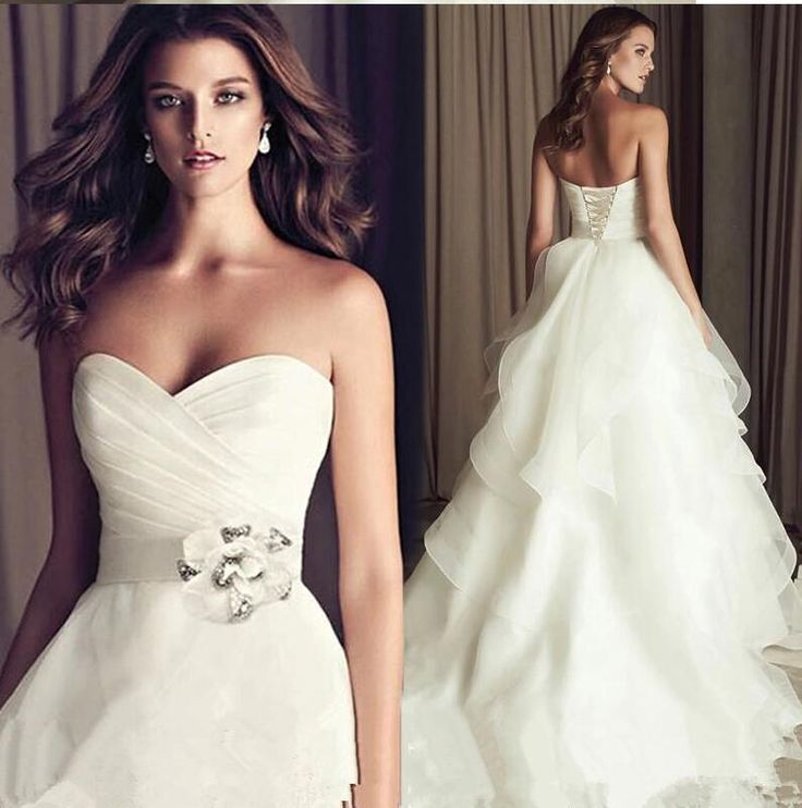 Awesome Click to Buy uc uc Fast Shipping by DHL elegant Ball Gown Strapless