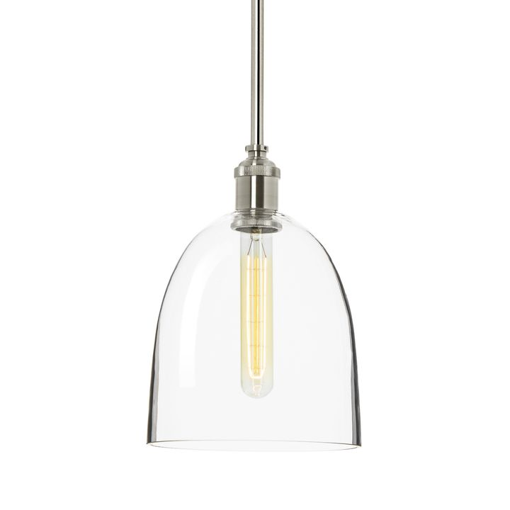 A Vintage Classic Made Modern, The Alton Pendant Light Highlights The  Simple Utility Of Great