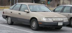 1986 - 1991 Mercury Sable