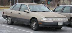 1986 - 1991 Mercury Sable