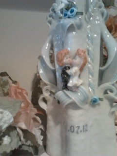 Hand Carved Wedding candle The perfect gift or by artofcandles, £20.99