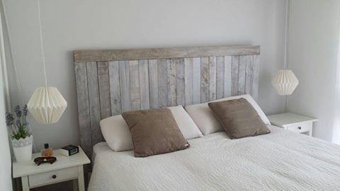 Cabecera para cama en cualquier tamaño :)