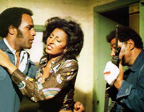 Fred Williamson Sons | Fred Williamson, Pam Grier dans Bucktown