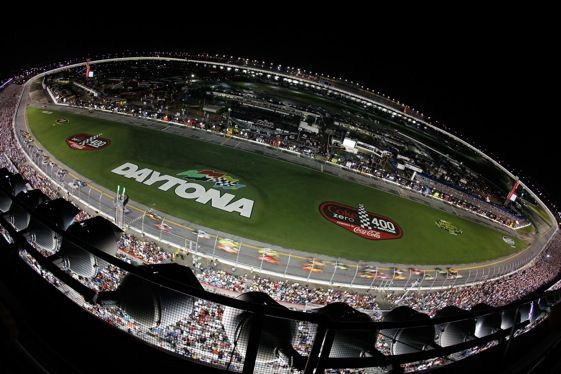 Night racing at the World Center of Racing-Daytona International Speedway!!!!!